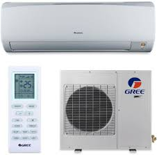 gree rio series rio24hp230v1a gree rio wall mount ductless air conditioner heating system