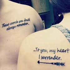 40 Best Amazing Mf Sunmoon Images On Pinterest Tattoo Designs Magnificent Love Tattoos For Couples Quotes
