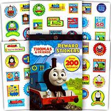 Thomas The Train Reward Stickers 200 Stickers