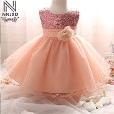 Birthday dress for baby girl