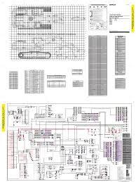 diagrama electrico 330 336d excavadora caterpillar