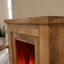 Elektrokamine Von Albero Möbel Mumbai Mango Holz Natur