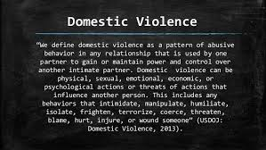 Domestic Violence Ppt Final