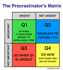 school trip essay the procrastination the procrastination matrix wait but why