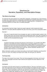 Descriptive Essay Topic Ideas High School And College Essay Columbia Business School Essay