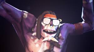 witch doctor skrillex glasses dota 2 skins characters