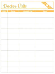 Appointment Tracker Template