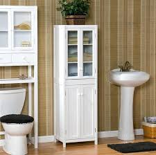 Thin Bathroom Cabinet Tall Skinny Storage Cabinet Full Size Of