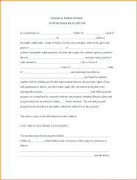 Free Home Purchase Agreement Template Download Offer To Real Estate ...