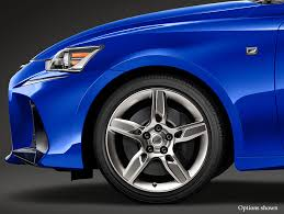 2018 lexus isf. interesting 2018 exterior shot of the 2018 lexus is f sport shown in ultrasonic blue mica 20 for lexus isf r