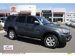 2008 Toyota 4Runner Sport Edition 4x4 in Shadow Mica - 002278 ...