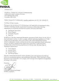 p remote control cover letter confidentiality letter nvidia  page 1 of p2575 remote control cover letter confidentiality letter nvidia corporation