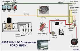 ford 8n wiring schematic 12 volt wiring diagram for model a ford 12 image alternator wiring diagram ammeter wiring diagram