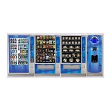Used Cold Food Vending Machines Simple 48484848 CRANE NATIONAL VENDING MACHINES RefurbishedUsed