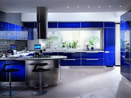 home blue kitchen interior design ideas artdreamshome