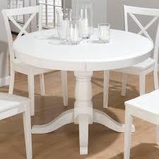 Round Kitchen Table White Circular White Kitchen Tables Cliff Kitchen
