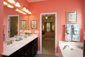 Bathroom Colors, Coral Bathroom, Coral Colors View In Full Size - Knox  Bathroom Gallery