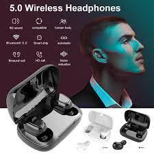 Tai nghe Bluetooth không dây TWS kèm hộp sạc