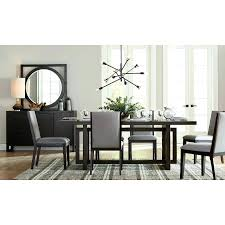 5 piece glass top dining set 5 piece dining set morning brew brown contemporary 5 piece