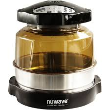 Nuwave Oven Pro Plus With Extender Ring Kit Slow Cookers