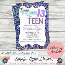 free 13th birthday invitations free 13th birthday invitations birthdaybuzz