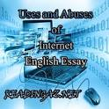 uses and abuses of internet essay in english