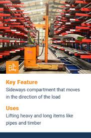 Forklift Classifications Chart 10 Different Forklift Types And Their Uses Bigrentz