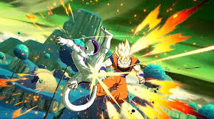 Dragon Ball Z Power Chart Dragon Ball Fighterzs Power Level Is Off The Charts Game