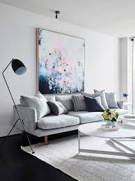 Furniture Breathtaking Art Above Couch 23 Living Room Lounge