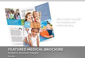 Brochure Design Samples Syner Featured Medical Brochure Design Samples Direct Axis