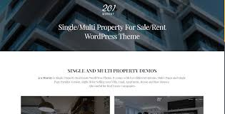 The 59 Best Real Estate Wordpress Themes 2019