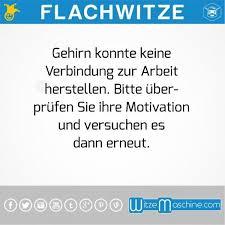 Flachwitze 249 Motivation Für Die Arbeit Prüfen B
