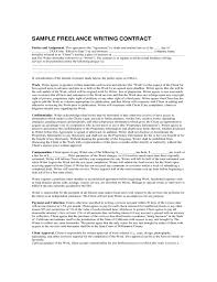 Freelance Contract Templates      Free Word  PDF Format Download     Pinterest Sample Contracts