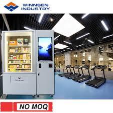 Gym Vending Machine Inspiration 48 Hours Selfservice Gym Vending Machine For School Hotel Use Buy