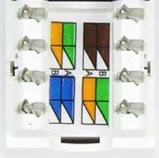 cat 6 rj45 110 type keystone jack gray bestlink netware sku 101703gy description cat 6 rj45 110 type keystone jack gray