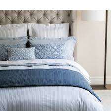 cozy loading zoom fable darcy stripe duvet cover sky blue glasswells in striped duvet covers
