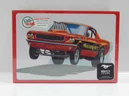 1 25 Witzige Mustang Gt 427 Kraftstoff Auto Amt Amt888 Injiziert