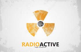 Radiation Logo Design Nuclear Logo Radioactive Logo Design Radiation Symbol