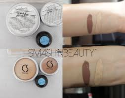 cinema secrets 5 in 1 ultimate foundation palette makeup review swatches smashinbeauty