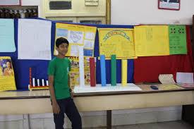 Maths Fair Don Bosco High School