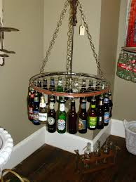 liquor bottle chandelier liquor bottle chandelier diy beer bottle light fixture