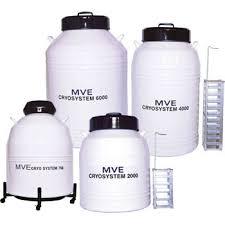 Chart Liquid Nitrogen Dewars Container Of Liquid Nitrogen