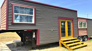 gooseneck tiny house. Interesting Eclectic Interior Gooseneck Tiny House On Wheels   Small Home Design Ideas S