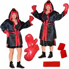 SALE! Punch 'em Out! <b>Sexy</b> or <b>Standard</b> Boxer Costume Plus <b>Size</b> ...