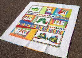 58 best Quilts - Very hungry caterpillar quilts images on ... & AJs Antics: The Very Hungry Caterpillar Adamdwight.com