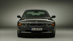 BMW 7 Series E38 Interior, Exterior and Drive - YouTube