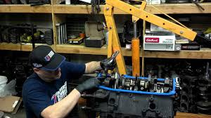 oil pump installation chevy