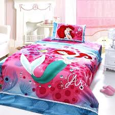 freely match little mermaid bedding can choose cushion cover pillow case twin disney sheet set little mermaid girls twin comforter sheet set
