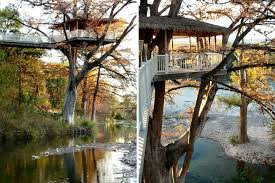 Treehouse Pictures Tree House Rental Texas Tree Houses For Rent Tx