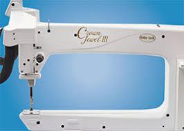 Baby Lock Crown Jewel III 18-inch Long-arm Quilting Machine ... & Baby Lock Crown Jewel III 18-inch Long-arm Quilting Machine Adamdwight.com
